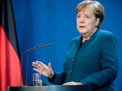 """Меркель: соглашение с США по """"Северному потоку-2"""" хороший шаг, а РФ сказала, что не хочет использовать энергию как оружие"""