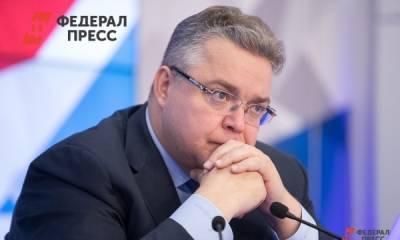 Глава Ставрополья: «Один из арестованных по делу начальника ГИБДД Сафронова в коме»