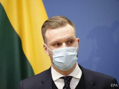 """В Литве и Эстонии назвали ошибкой соглашение между США и ФРГ по """"Северному потоку – 2"""""""