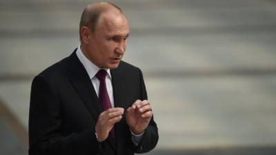 Путина никто не будет представлять на открытии ОИ в Токио