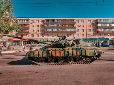 The Mirror: Танк-амфибия Спрут-СДМ1 станет головной болью для Украины