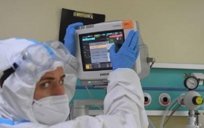 В Смоленской области снова выявили более 200 заразившихся COVID-19