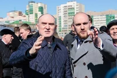 В Челябинске отправили в СИЗО директора фирмы, связанной с экс-губернатором Дубровским