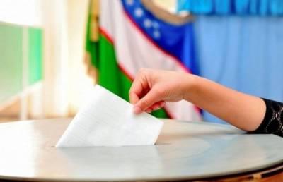 В Узбекистане будет дан старт кампании по выборам президента