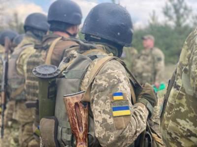 На Донбассе российские оккупанты продолжают нарушать режим тишины