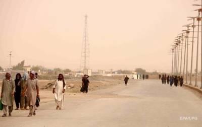"""Афганистан отрицает контроль границы """"Талибаном"""""""