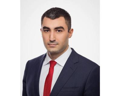 Станислав Дзасохов назначен и.о. заместителя губернатора Смоленской области