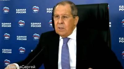 Лавров заявил, что западные спецслужбу не прочь поддержать экстремистские тенденции в России