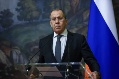 Лавров заявил о попытках создания пояса нестабильности вокруг России