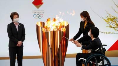 XXXII летние Олимпийские игры в Токио. Олимпийский огонь: кто и как подожжет пламя