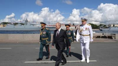 Абсурд и только: парад ВМФ в Петербурге пройдет без зрителей