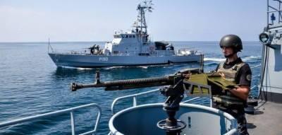 Корабли ВМСУ пришли в грузинский Поти отрабатывать удары по...