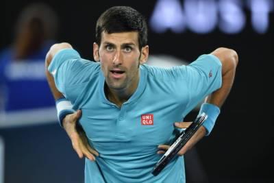 "Джокович: ""Странно, что Олимпиада пройдёт без Федерера и Надаля"""