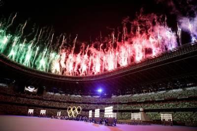В Токио стартовали Олимпийские игры-2020: яркие фото