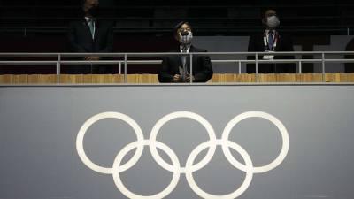 Император Японии объявил XXXII летние Олимпийские игры открытыми