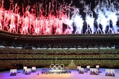 В Токио официально открыли Олимпийские игры