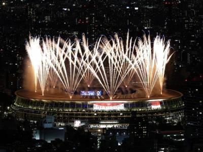 В Токио официально открыли XXXII летние Олимпийские игры: детали