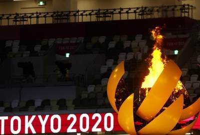 Олимпийский огонь в Токио зажгла японская теннисистка Наоми Осака