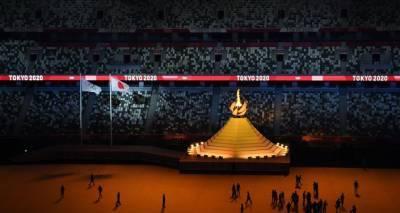 В Токио зажгли олимпийский огонь Летних игр