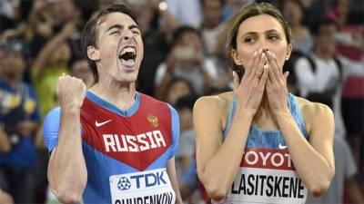 Министерство спорта запустило сайт, посвященный российским олимпийцам