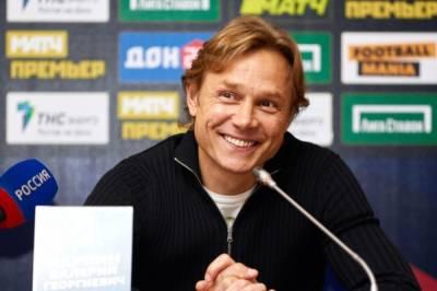 Главным тренером сборной России по футболу стал Валерий Карпин