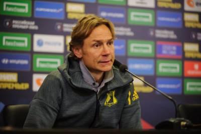Валерия Карпина назначили главным тренером сборной России по футболу