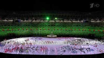 В Японии красочной церемонией официально открылись XXXII летние Олимпийские игры