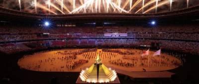 Олимпийские игры-2020 начались: в Токио зажгли олимпийский огонь
