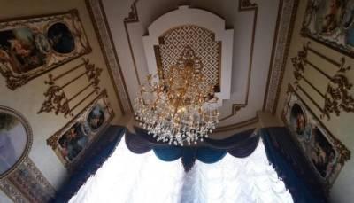 Задержанный за коррупцию начальник ГИБДД Ставрополья строил второй роскошный дворец