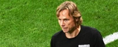 Валерий Карпин назначен главным тренером сборной России по футболу по совместительству