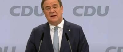 Возможный преемник Меркель прокомментировал соглашение по Северному потоку-2