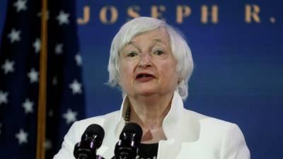 Глава Минфина США предупредила об угрозе дефолта