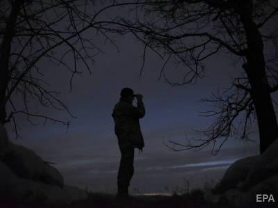 Оккупанты на Донбассе 10 раз нарушали режим тишины, ранен житель Марьинки – штаб ООС