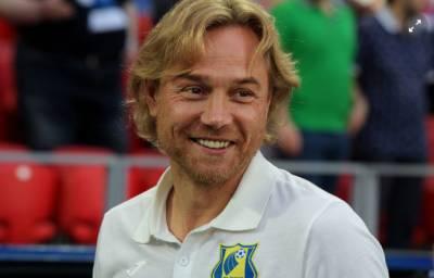 Главным тренером сборной России по футболу назначен Карпин