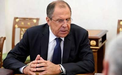 Сергей Лавров заявил, что Россия раздражает Запад своей независимой политикой