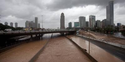 Какие города Израиля могут пострадать от стихийных бедствий