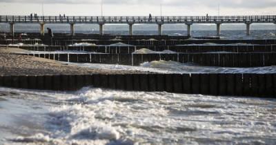 На пляже в Зеленоградске утонул 67-летний москвич