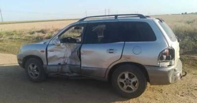 Водитель авто не пропустила мотоцикл: в Херсонской области в ДТП погибли мужчина и женщина