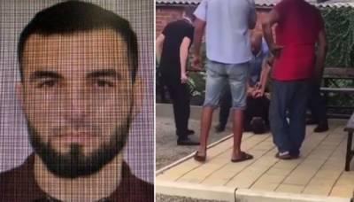 Задержан один из участников убийства майора полиции в Ставрополе