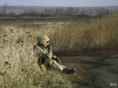 Оккупанты на Донбассе 24 июля нарушали режим тишины девять раз – штаб ООС