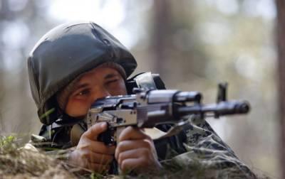 """Оккупанты 9 раз нарушили режим """"тишины"""": применяли ПТРК и противотанковые гранатометы"""