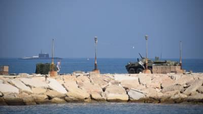 Парад российских военных кораблей ко Дню ВМФ пройдет в сирийском городе Тартус