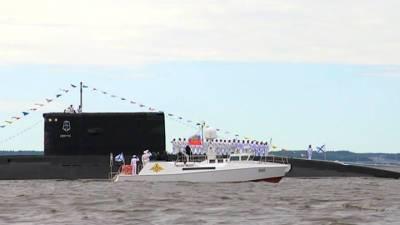Торжественный парад ко Дню Военно-морского флота РФ. Петербуржцев просят посмотреть Главный военно-морской парад онлайн