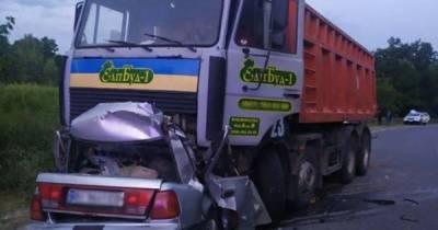 В Полтавской области в результате ДТП погибли 4 человека