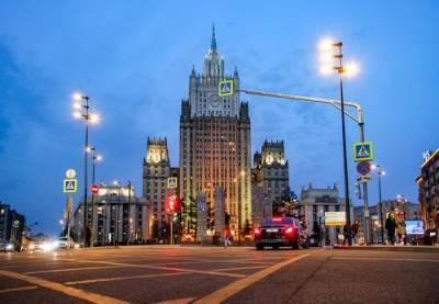 В МИД заявили, что обстановка в Черном море искусственно нагнетается