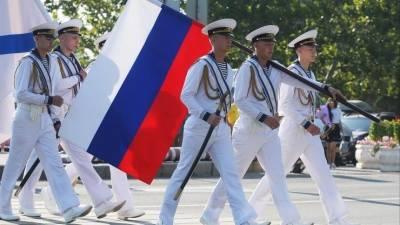 От Петербурга до Владивостока: как отметили День ВМФ в разных уголках России