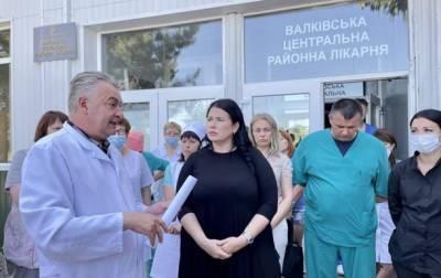 Питання з виплатою заборгованості медикам буде вирішено - Айна Тимчук