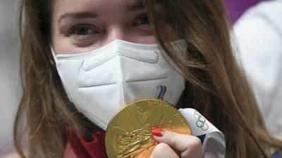 XXXII летние Олимпийские игры в Токио. Путин пожелал Бацарашкиной новых достижений