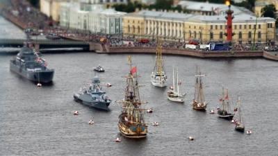 Мощь и сила! Каким был Главный военно-морской парад в честь дня ВМФ России