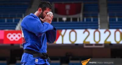 Дзюдоист Фердинанд Карапетян проиграл на старте Олимпийских игр в Токио